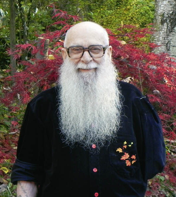 Billy Meier portrait - 2010