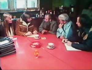 From L-R Brit Elders, Lee Elders, Billy Meier, Wendelle Stevens and Thomas K. Welsch