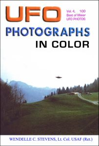 UFO photographs in color - Vol 4