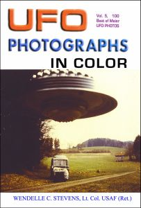 UFO photographs in color - Vol 5