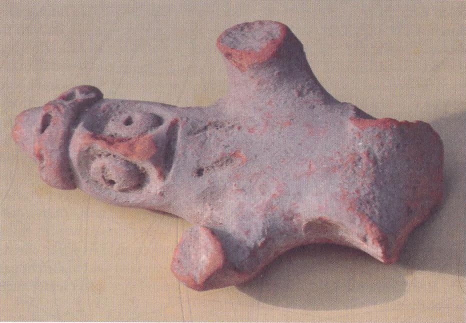 Human figurine from India-2